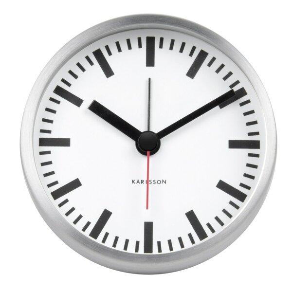 Classic Alarm Clock by Zipcode Design