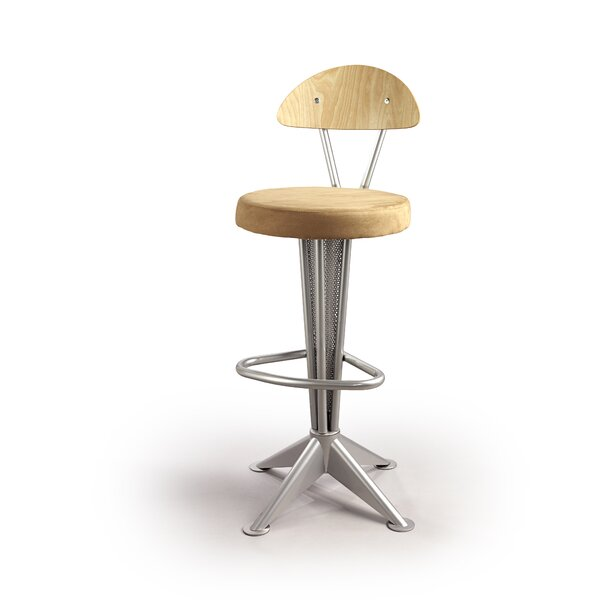Tango 30 Swivel Bar Stool by Createch