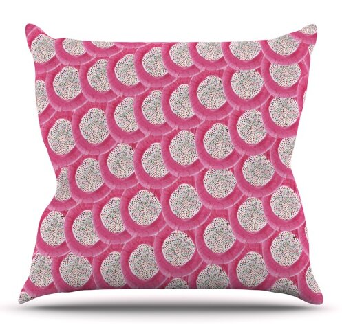 Oho Boho by Akwaflorell Outdoor Throw Pillow by East Urban Home