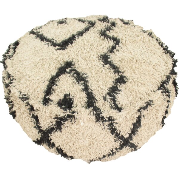 Somers Pouf by Bungalow Rose