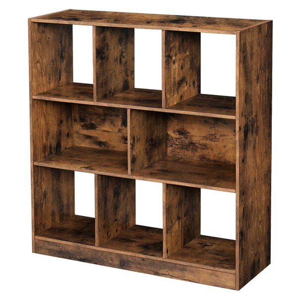 Frary Wooden Library Bookcase By Union Rustic