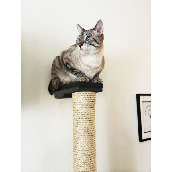 Vertical Sisal Scratching Post by CatastrophiCreations