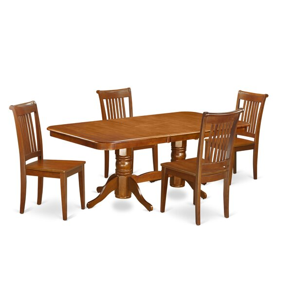 Mimi Dining Set by Alcott Hill Alcott Hill