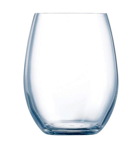 Grand Vin Krysta 14.75 oz. Stemless All Purpose Gl