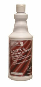 Ultimate Adhesive Remover 1-Quart by Bostik
