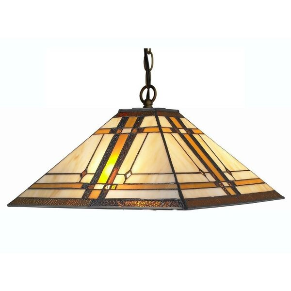 2-Light Billiard Light by Amora Lighting