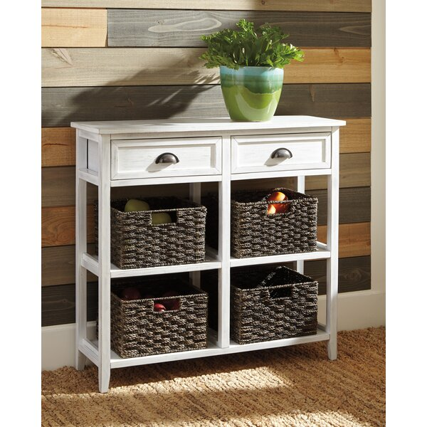 Valdez Console Table by August Grove
