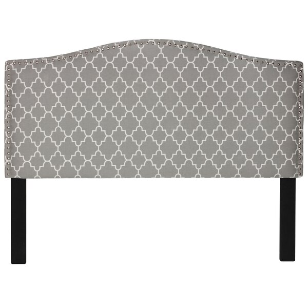 Lena Queen Upholstered Panel Headboard By Cortesi Home Design