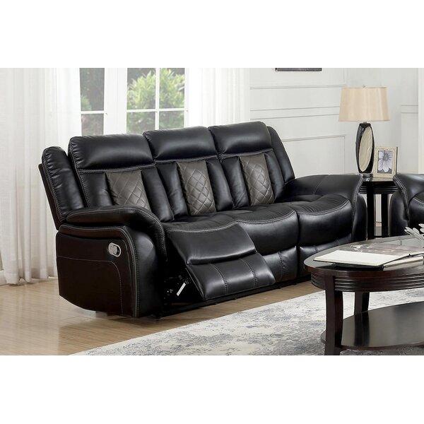 Diesel Reclining Sofa by Ebern Designs