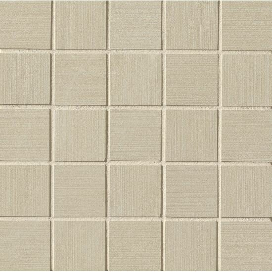 Weston 2 x 2 Porcelain Mosaic Tile in Beige by Grayson Martin