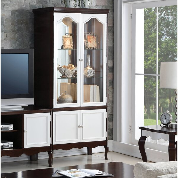 Daxten Curio Cabinet by Darby Home Co