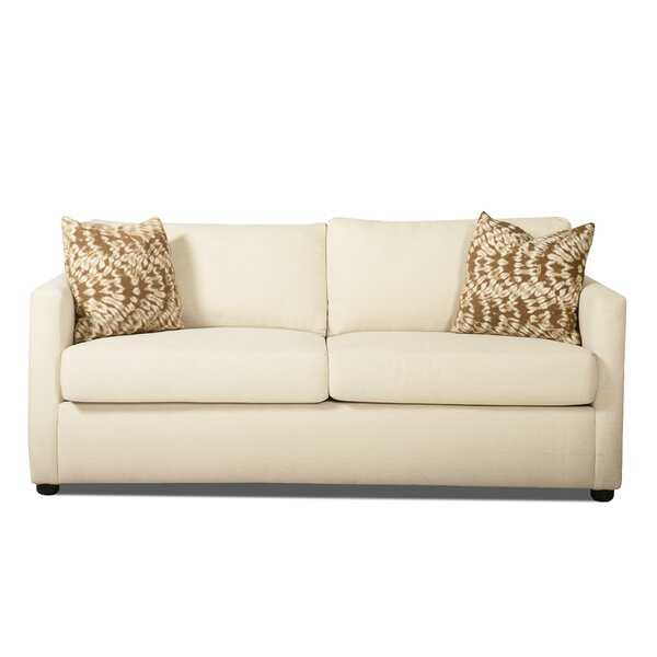 Jeniffer Sofa by House of Hampton House of Hampton