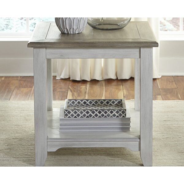 Dunstable End Table by Canora Grey