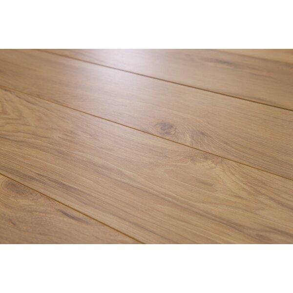 Brighton Vario 6 x 48 x 10mm Hickory Laminate Flooring in Biscotti by Branton Flooring Collection