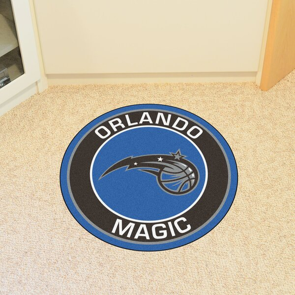 NBA Orlando Magic Roundel Mat by FANMATS