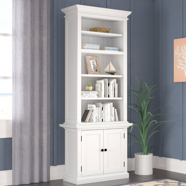 Amityville Traditional Standard Bookcase by Beachcrest Home