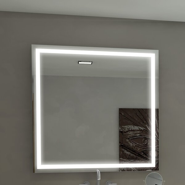 Thirlby Illuminated Bathroom/Vanity Wall Mirror