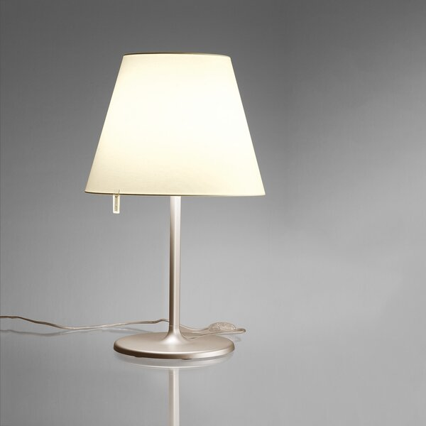 Melampo Table Lamp with Empire Shade by Artemide
