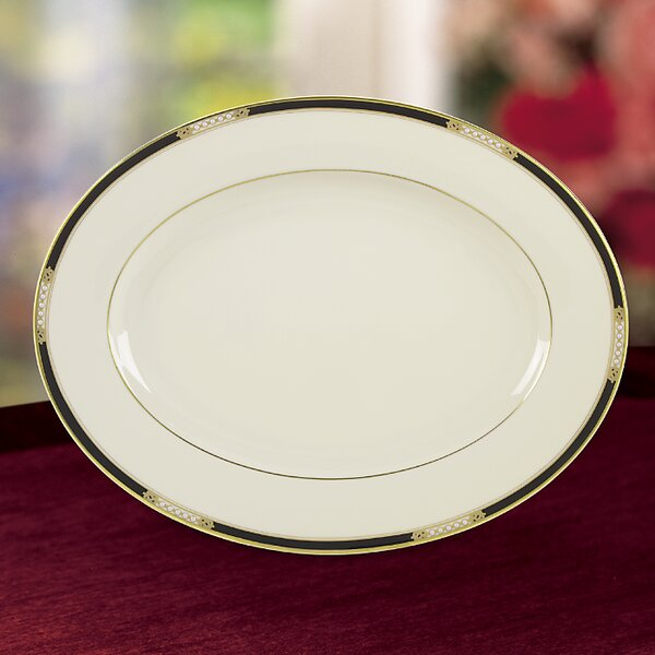 Hancock Bone China Cheese Board & Platter by Lenox