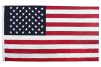 Indoor Decorative Display Cotton 3 x 5 ft Flag by U.S. Flag Store