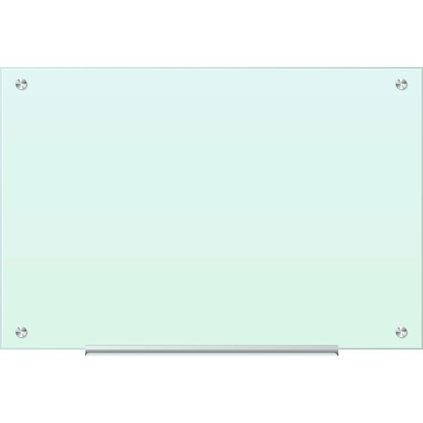 Wall Mounted Glass Board by U Brands LLC