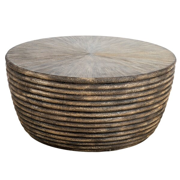 Birrell Coffee Table by World Menagerie