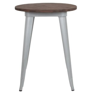 Best Reviews Dorset Rustic Metal Dining Table ByWilliston Forge