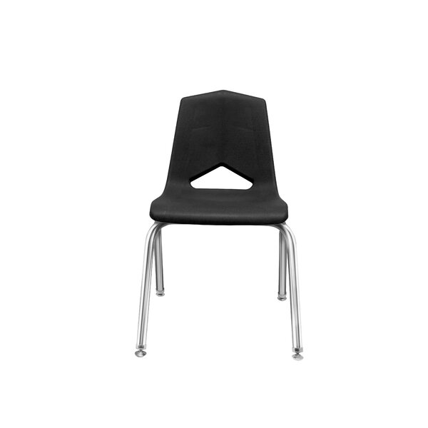 MG1100 Series Plastic Classroom Chair (Set of 6) by Marco Group Inc.