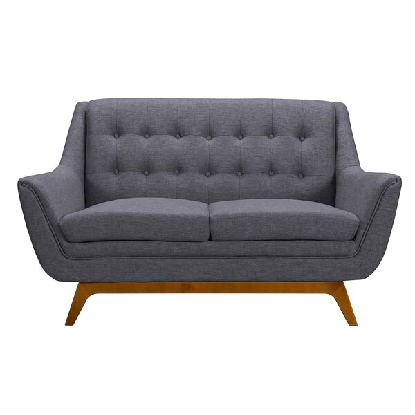 Balentine Loveseat by George Oliver