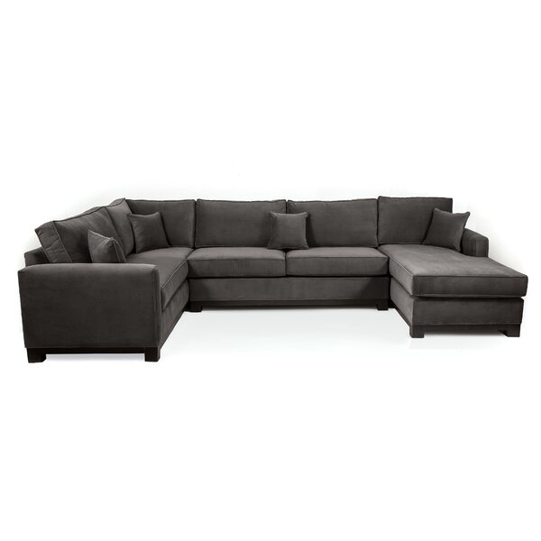Bruno Left Hand Facing Sectional by Loni M Designs