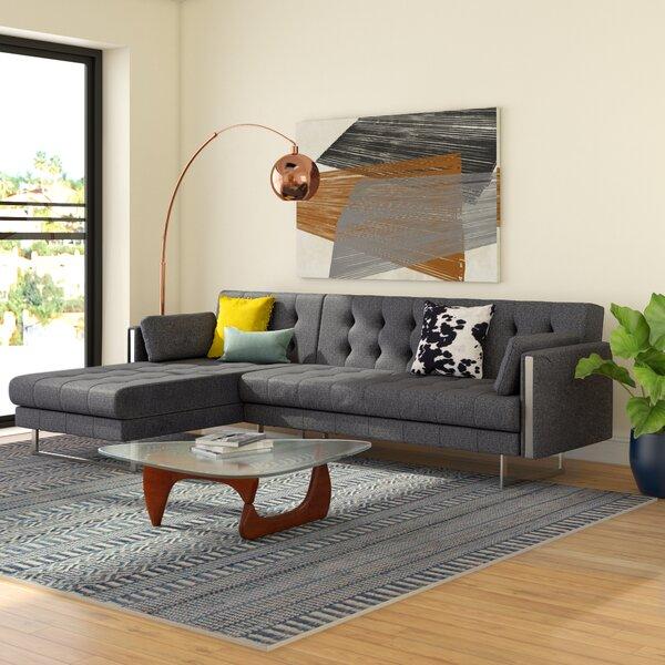 Diamond Sofa Bed by Wade Logan