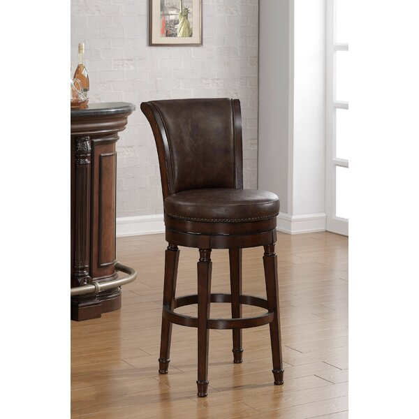 Chelsea 30 Swivel Bar Stool by American Heritage