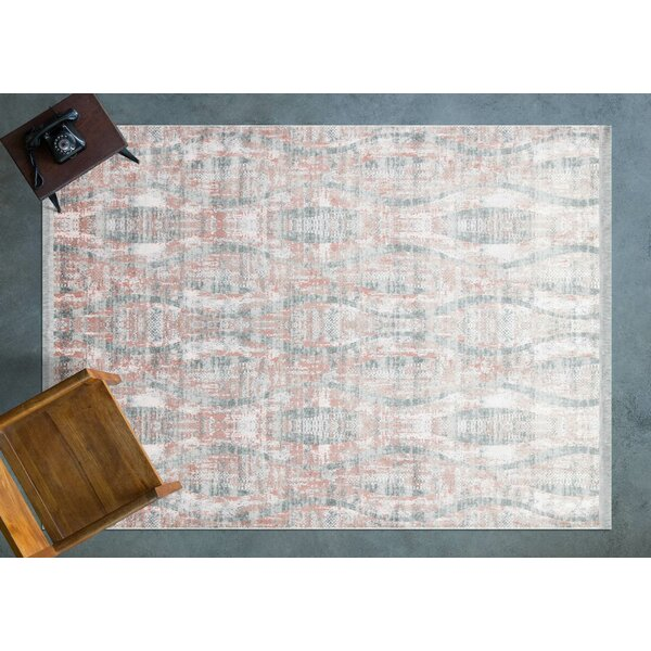 Endymion Pink Area Rug
