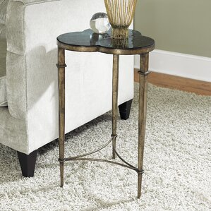 Bertrand End Table by House of Hampton