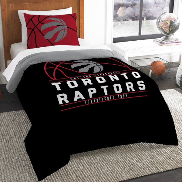 NBA Reverse Slam 2 Piece Twin Comforter Set by Northwest Co.