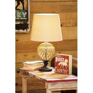 Read Reviews Selkirk 24.75 Table Lamp By Breakwater Bay