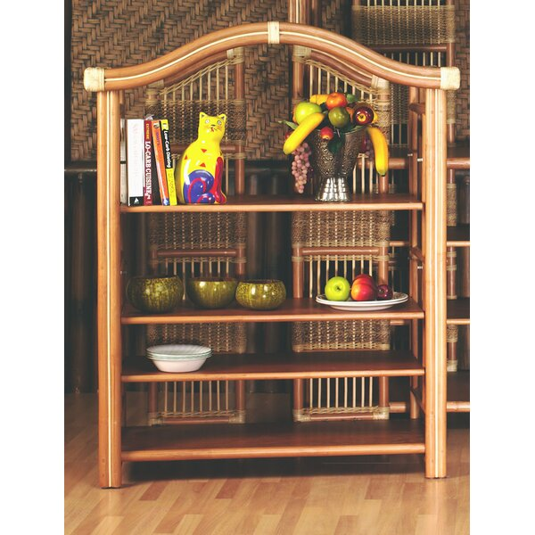 Etagere Bookcase by Spice Islands Wicker