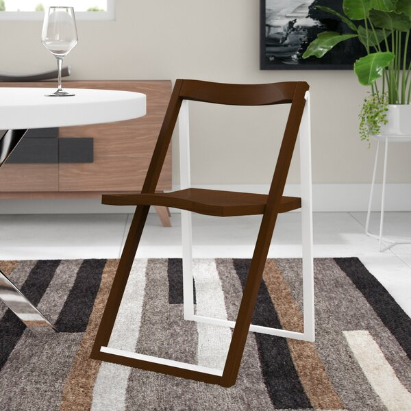 Ida Folding Side Chair by Wrought Studio