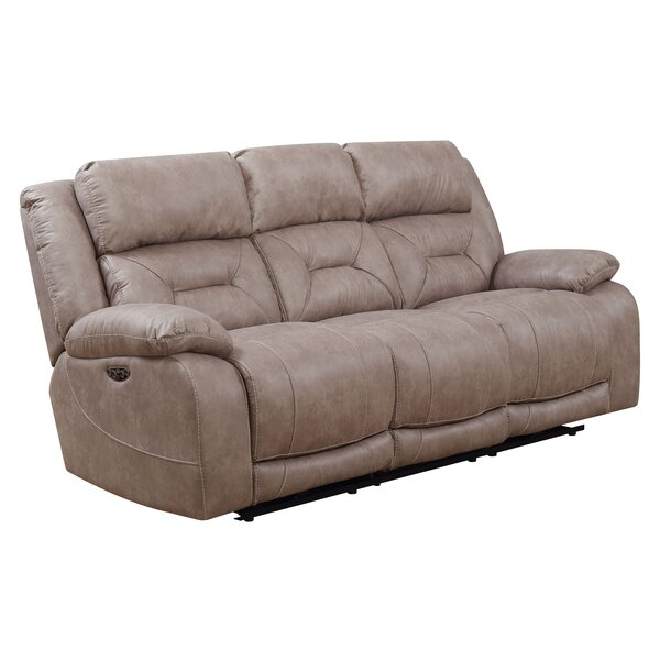 Darrow Reclining Sofa by Red Barrel Studio