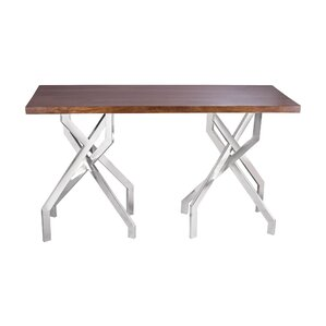 Delores Stick Leggy Console Table by Orren Ellis