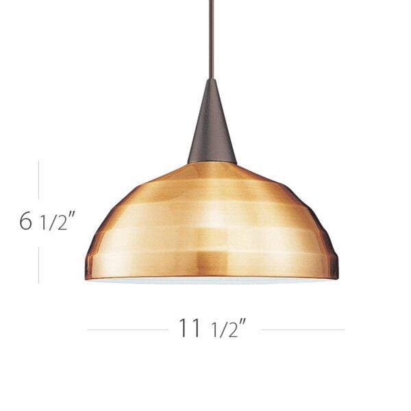 Felis Monopoint 1-Light Inverted Pendant by WAC Lighting