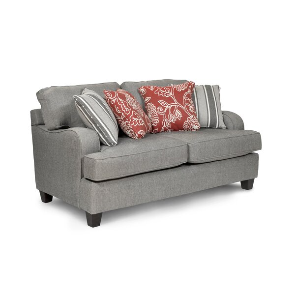 Review Lucienne T-Cushion Loveseat