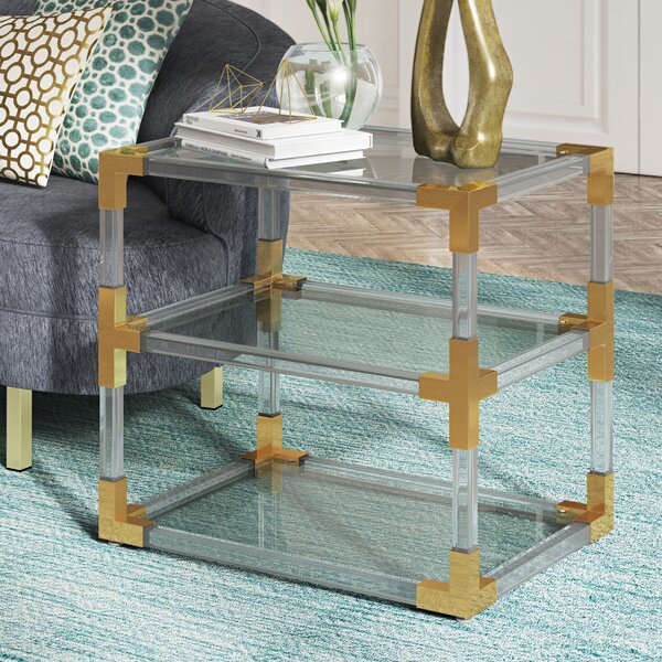 Aresford End Table by Willa Arlo Interiors