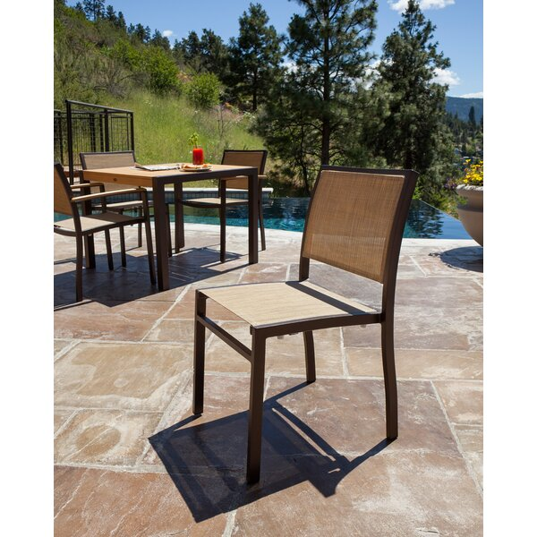 Bayline Stacking Patio Dining Chair by POLYWOOD POLYWOOD®