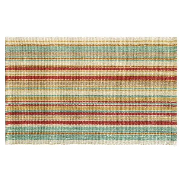 Just Beachy Multicolor Area Rug by CompanyC