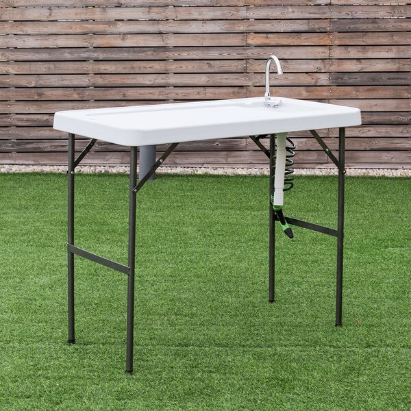 Ackles Folding Camping Table by Ebern Designs