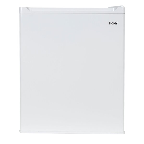 1.7 cu. ft. Compact Refrigerator with Freezer by Haier