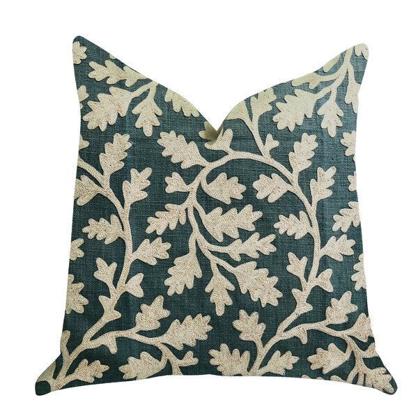 Freeland Figleaf Pillow by Red Barrel Studio