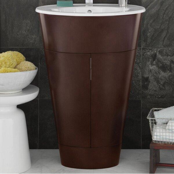 Leonie 24 Single Bathroom Vanity Set by Ronbow