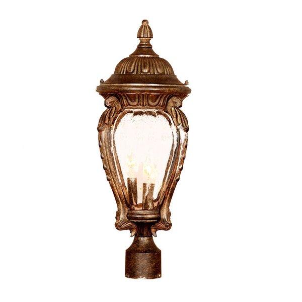 Pursell 3-Light Lantern Head by Charlton Home